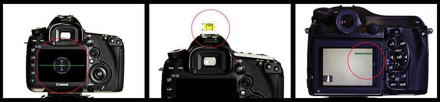 John Ewing, Tripod, Filter Set, Filter Holder on Camera,