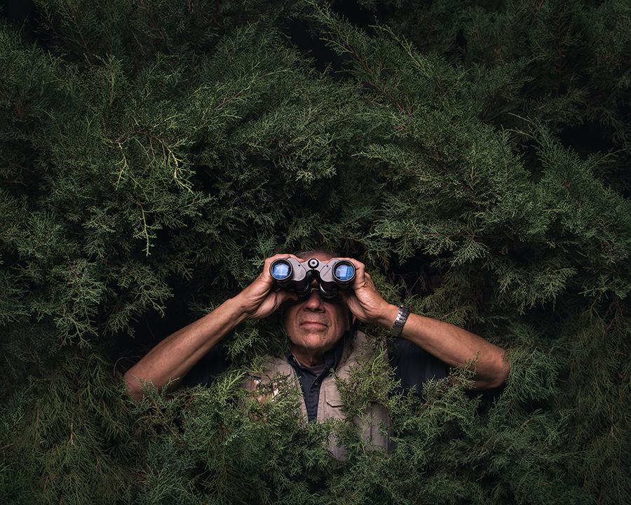 Brian Kyle, Observation, 2015