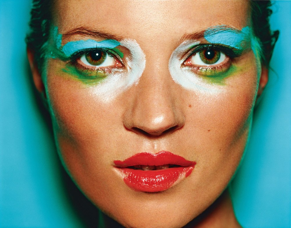 Mario Testino, Kate Moss, London, National Portrait Gallery, 2001