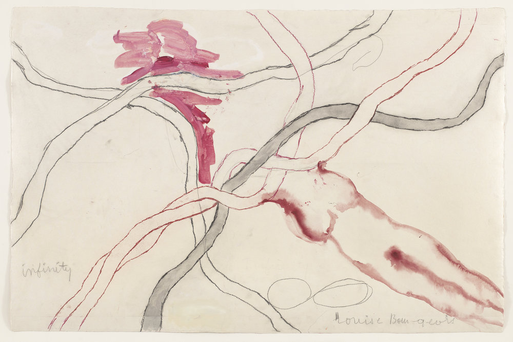 Infinity,  by Louise Bourgeois
