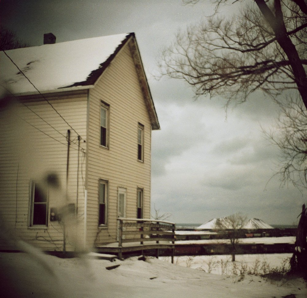 Todd Hido, Untitled #9238-e, 2011; Chromogenic Print