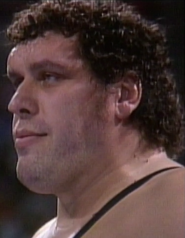 Andre the Giant: May 19, 1946 - January 27, 1993