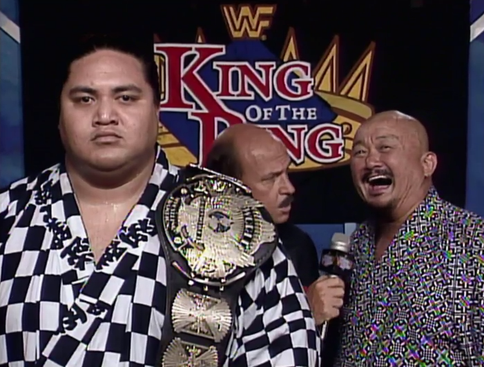 Can't we just hate Yokozuna for being boring?