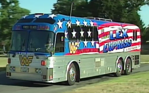Sweet bus though, dude.