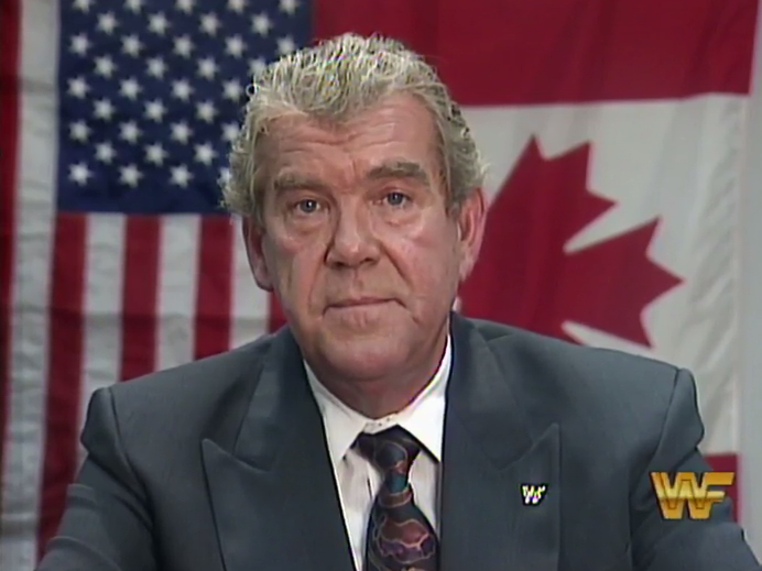 Jack Tunney: President of the United States of Canada