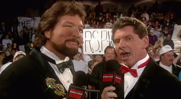 The Million Dollar Man should buy his former tag-team partner a personality.