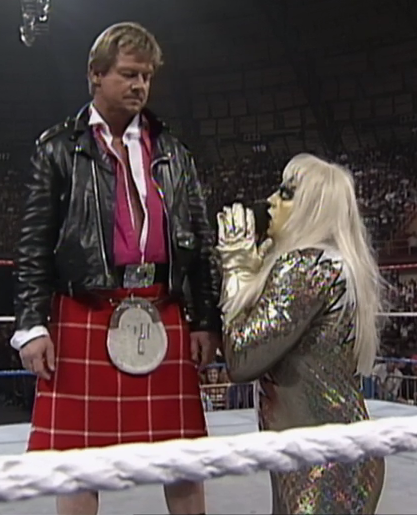 """Please, Roddy, help me get a better gimmick!"""
