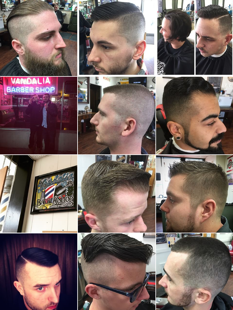 Photo Cred: Vandalia Barber Shop Instagram Account