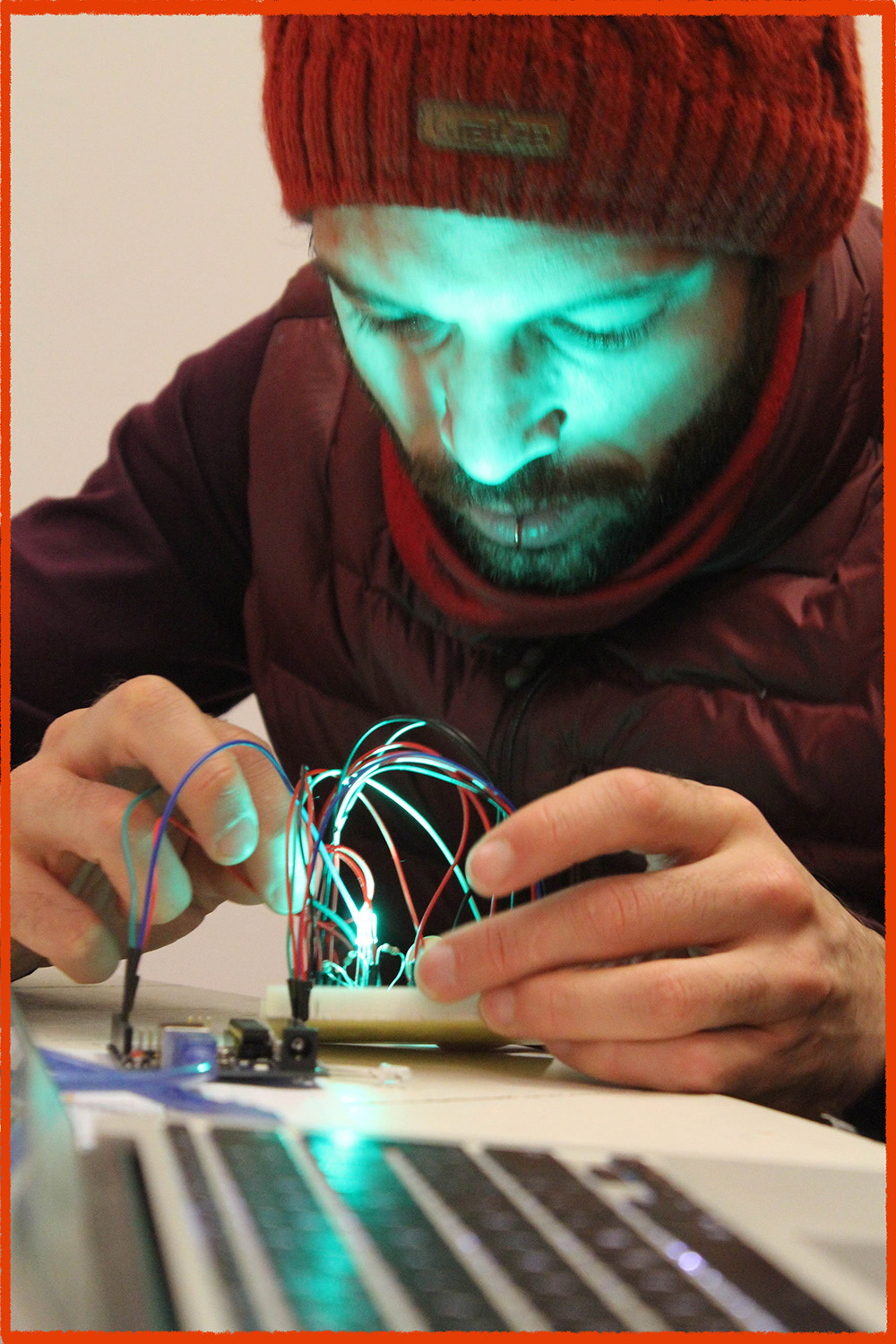 Arduino: A Maker Approach to Art & Interactivity Workshop