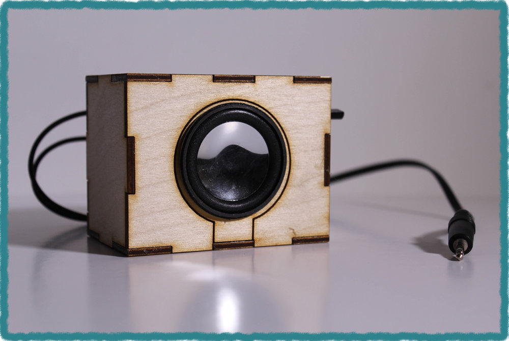 Build Your Own Speaker Workshop