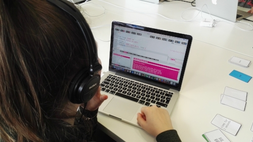 Make Music Using Code   During this music-making workshop you will tap into your own experience with music  Using Sonic Pi software, you will learn coding basics in order to make sound.You will compose beats with a baseline, along with other melodies to create a finished loop!  This workshop can be run with 10+ age group, as a 3 hour session, a full day workshop or as a 6/12 week course.  If you would like to discuss and/or book this workshop with us  click here .