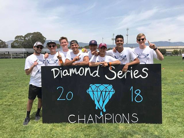 thank you to our motivational coaches and the lovely ladies of @adpiucsb for allowing us to help them raise money and awareness for RMHC! Shoutout to the boys for winning yet another year in a row ☝🏼