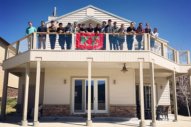 Big bear brotherhood retreat spring 2018. Huge shout out to brother Blake Reader for letting us stay at his cabin!