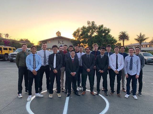 Congratulations to the Lambda class on being officially pledged in last night! The brothers of Epsilon-Theta are excited to see what you're all capable of. May success attend your efforts, gentlemen.