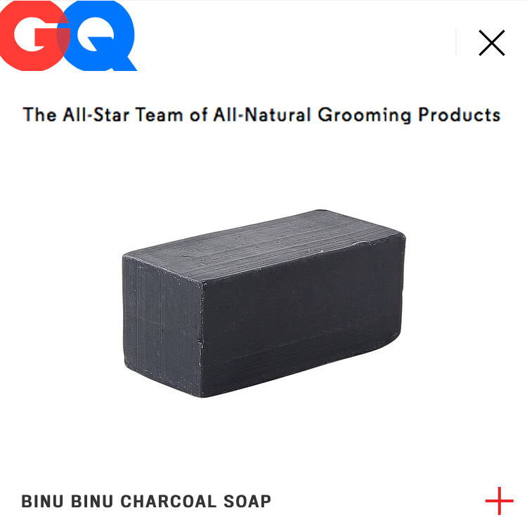 gq.com / The All-Star Team of Natural Grooming Products