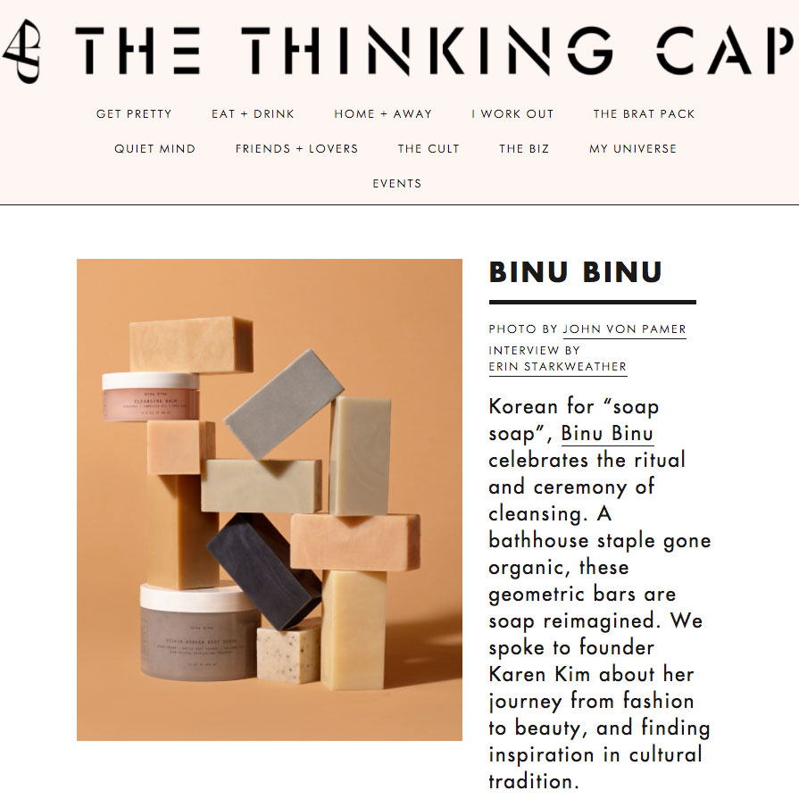 Cap Beauty / The Thinking Cap