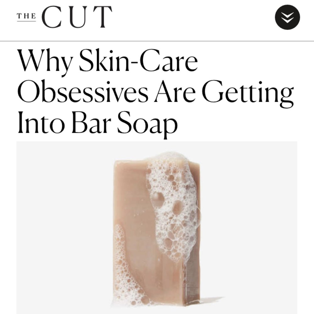 The Cut / The Best Bar Soaps For Your Skin