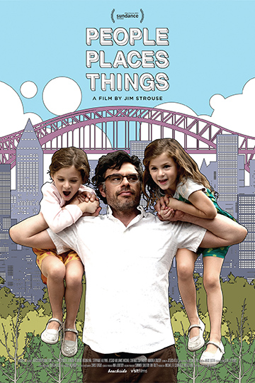 People Places Things Movie Poster