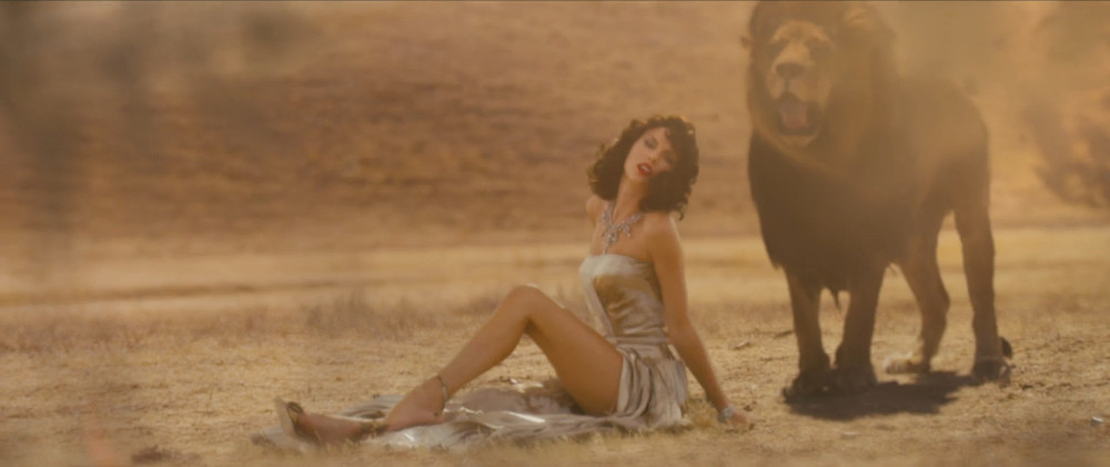 "A still from Taylor Swift's ""Wildest Dreams"" music video."
