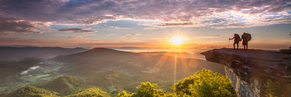 Photo Credits:  Brent McGuirt Photography - Visit Virginia's Blue Ridge