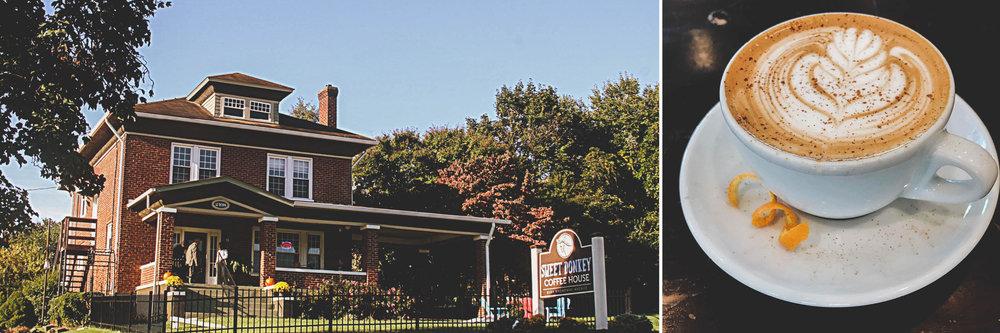 Images: Sweet Donkey Coffeehouse