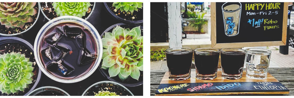 Images: Qualia Coffee