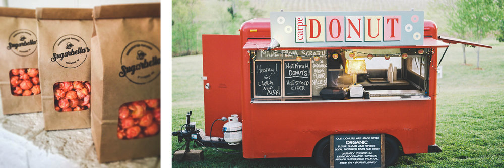 Images: Sugarbella's Popcorn / Carpe Donut - Orange Photographie