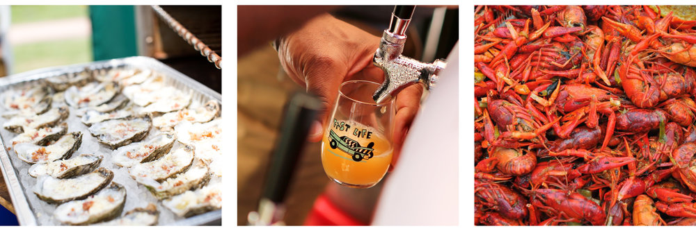 Images: Norfolk Festevents /  Juicy Brews Summer Craft Beer Invitational   / Bayou Boogaloo Music & Cajun Food Festival