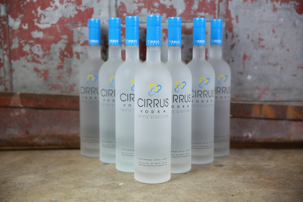 Cirrus Vodka
