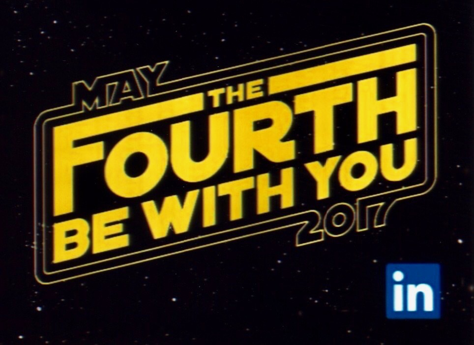 Los Gatos DJ - LinkedIn corporate event - May the 4th Be With You 2017.jpg