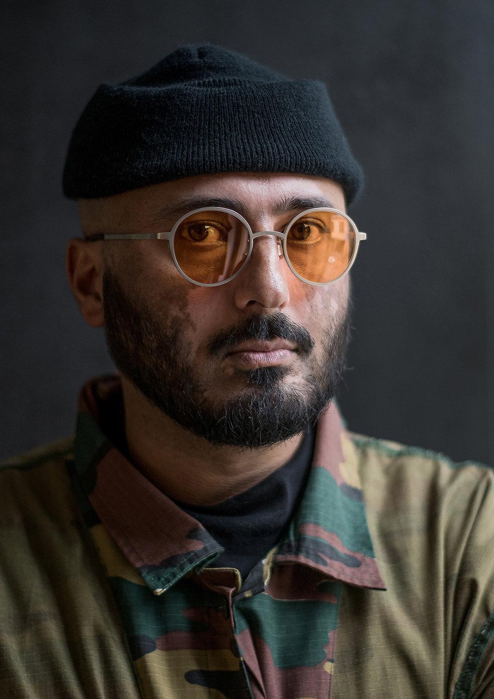 Reza Etamadi (MUF10) for Soundvenue