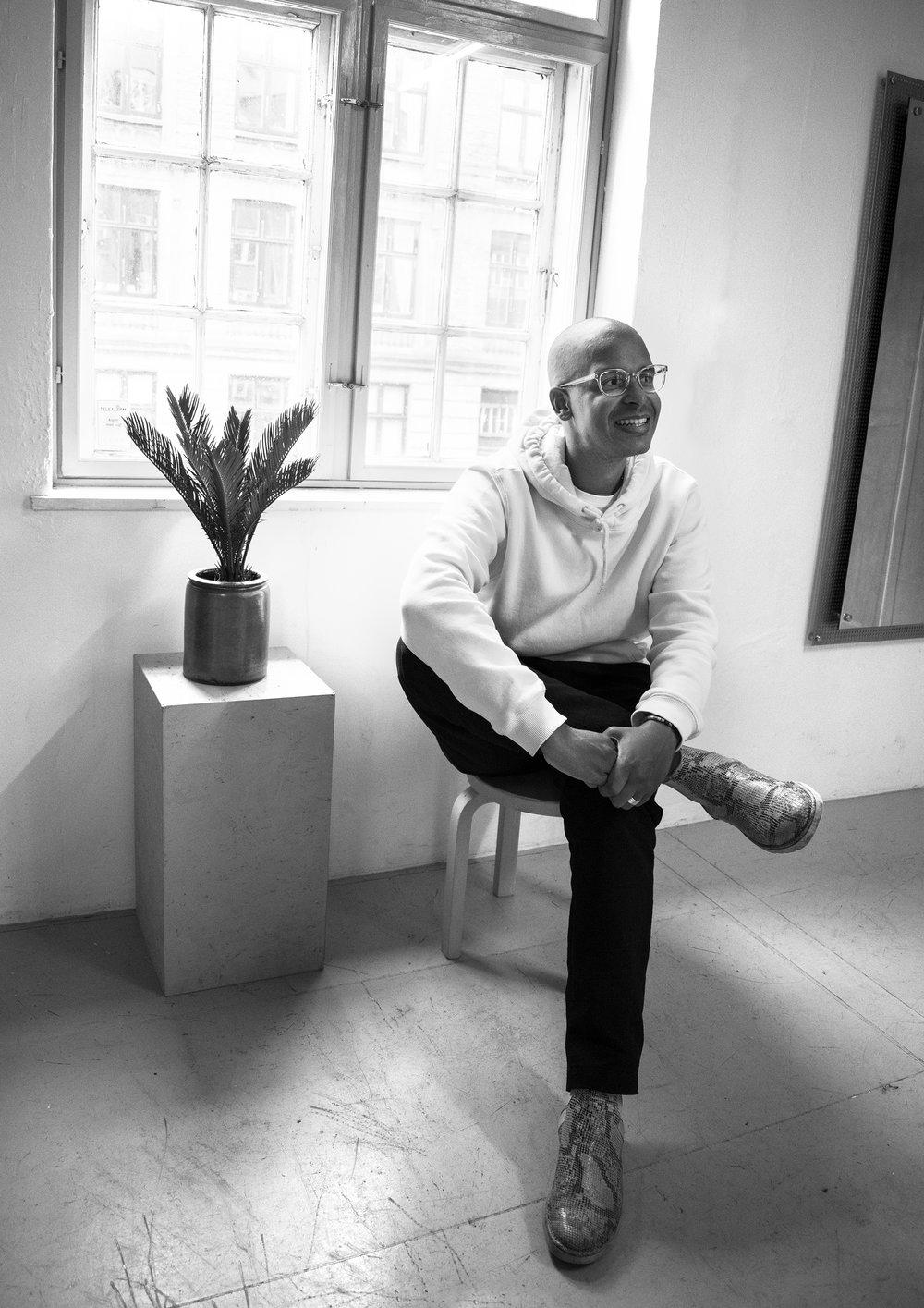 Silas Adler (Soulland) for Soundvenue
