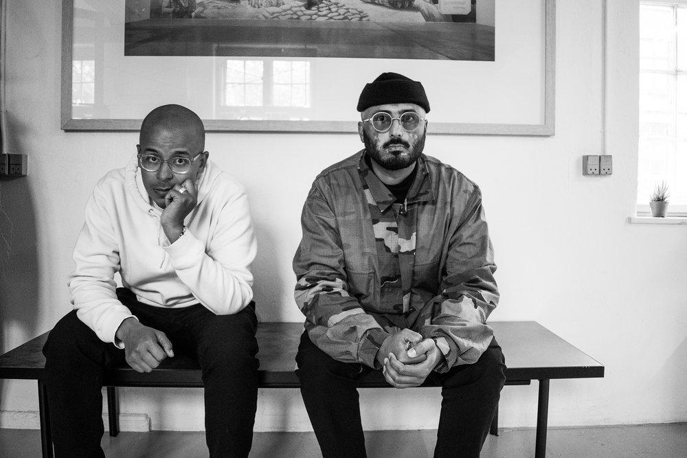 Silas Adler (Soulland) & Reza Etamadi (MUF10) for Soundvenue