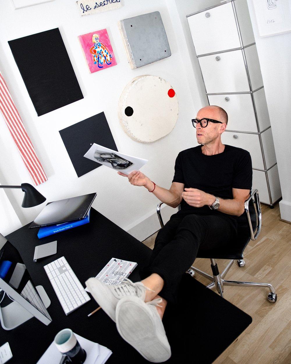 Peter Ibsen for Dossier Danmark