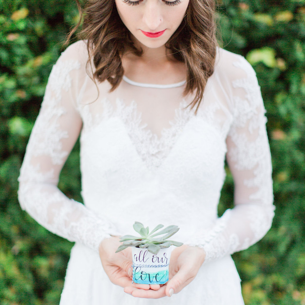 Southeastern Bride Wedding Inspiration