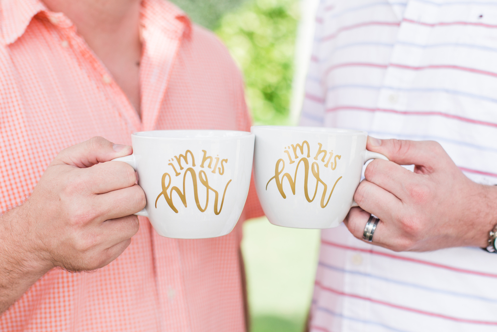 I'm His Mr Same Sex Mug Set HGTV