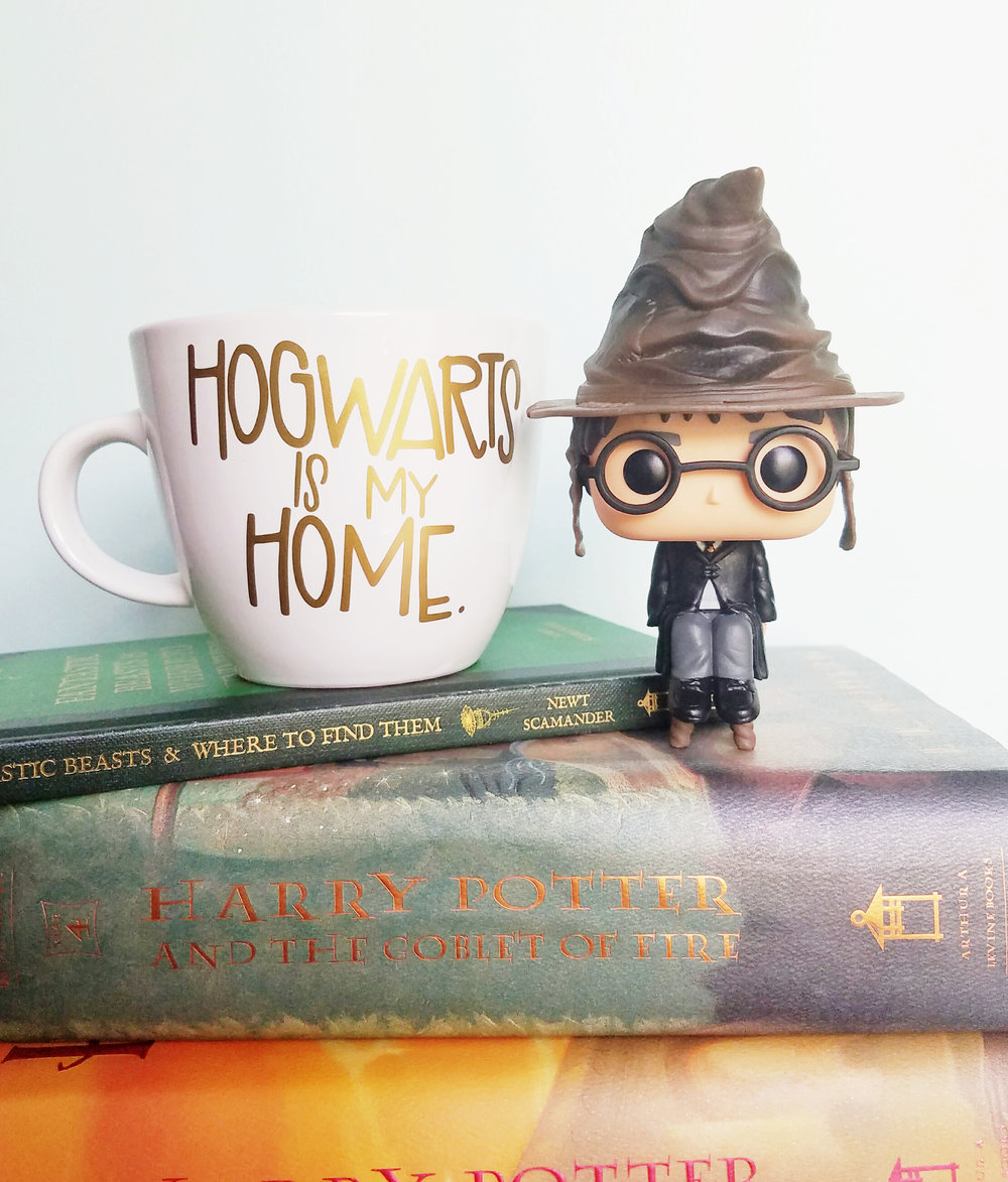 Hogwarts is My Home Mug