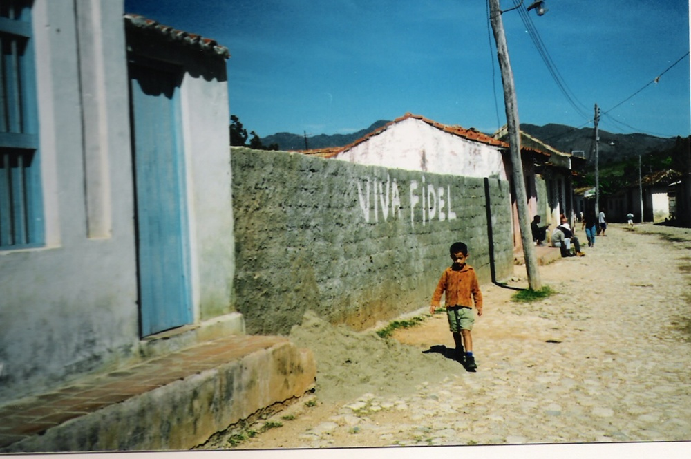 Cuba_Viva Fidel