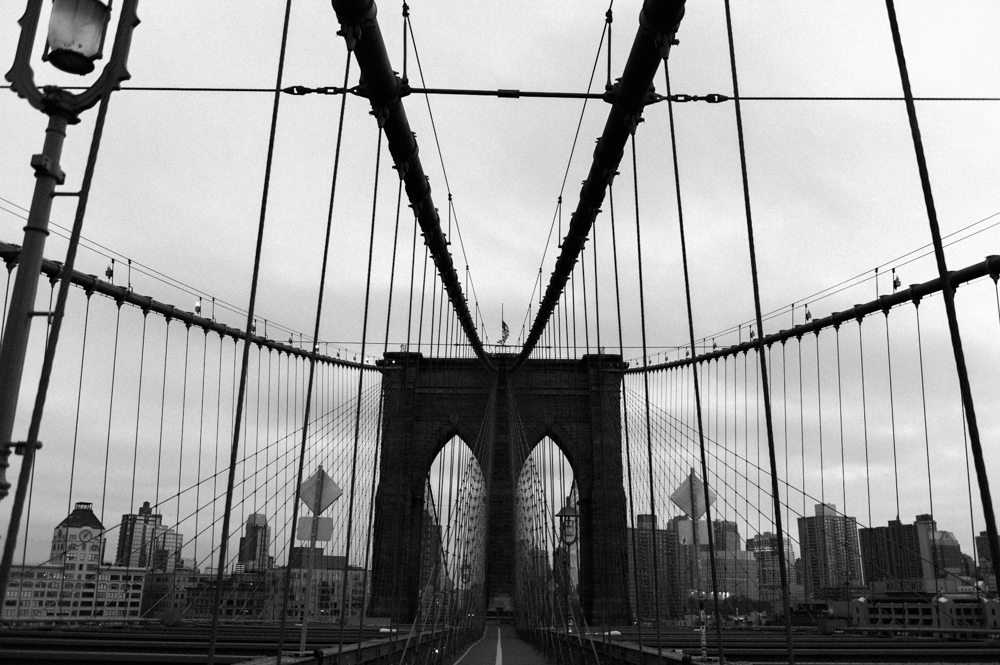 Brooklyn Bridge photo by Eileen Meny of Eileen Meny Photography