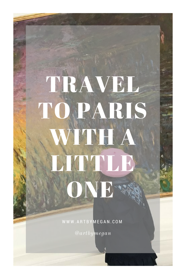 How to Travel to Paris with a Little One