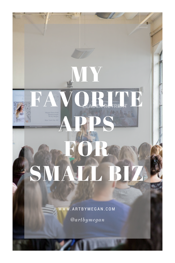 My favorite Apps for Small Business