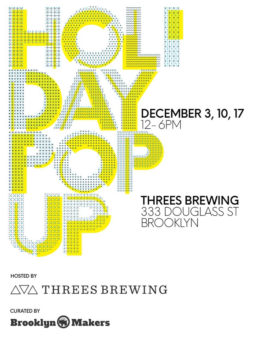 Threes Brewing Pop-Up