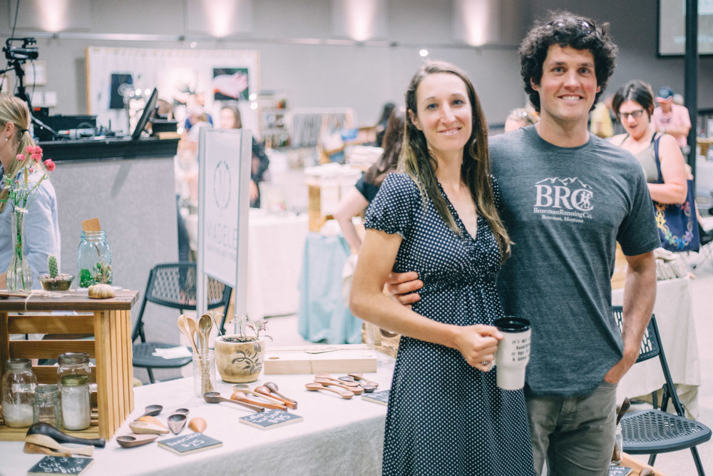 2015 Summer Market Vendors, Heart-n-Hand. Photo by Daniel Barlow