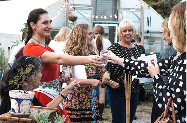 The purpose of Cocktails on the Farm is to help women in Springfield, Mo. become more educated on cocktail culture so that they can help their town's fledgling scene grow and flourish.