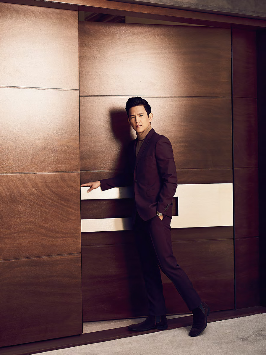 JOHN CHO // Rhapsody // Brian Bowen Smith