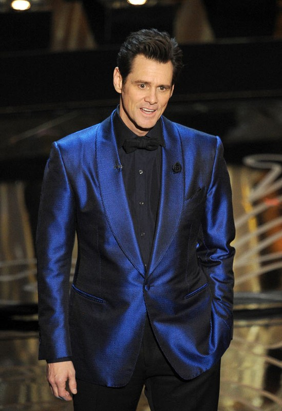 JIM CARREY // Academy Awards