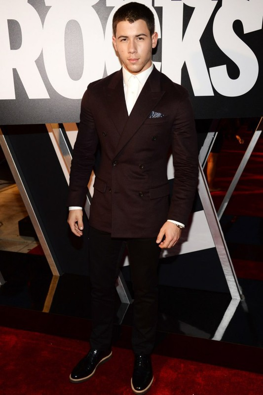 NICK JONAS // Fashion Rocks