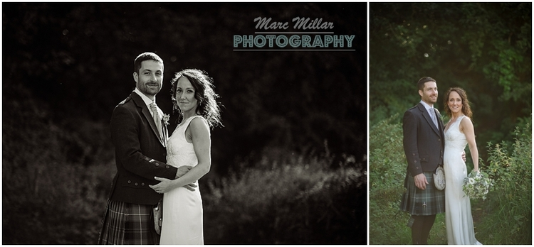 Brig o' Doon House Hotel Wedding Photography by Marc Millar Photography
