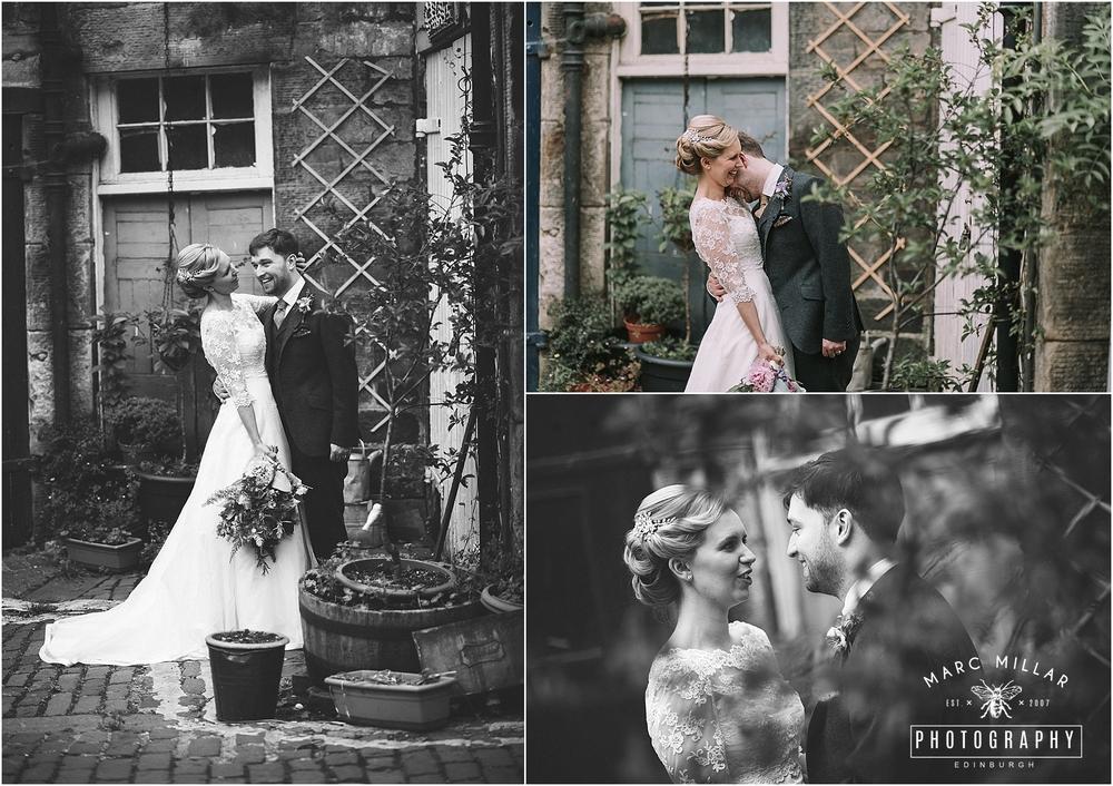 Mansfield Traquair Wedding Photography by Marc Millar Photography