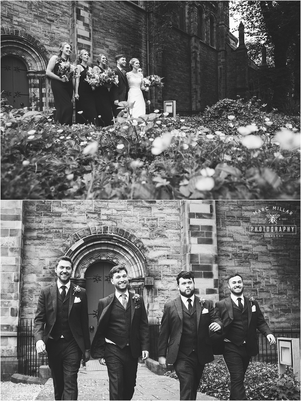 Mansfield Traquair Wedding Photography by Marc Millar Photography